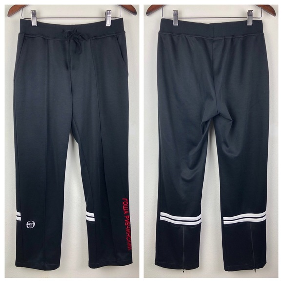 2b4665e8 M_5c72d619a31c3316733572aa. Other Pants you may like. Sergio Tacchini | French  Terry ...
